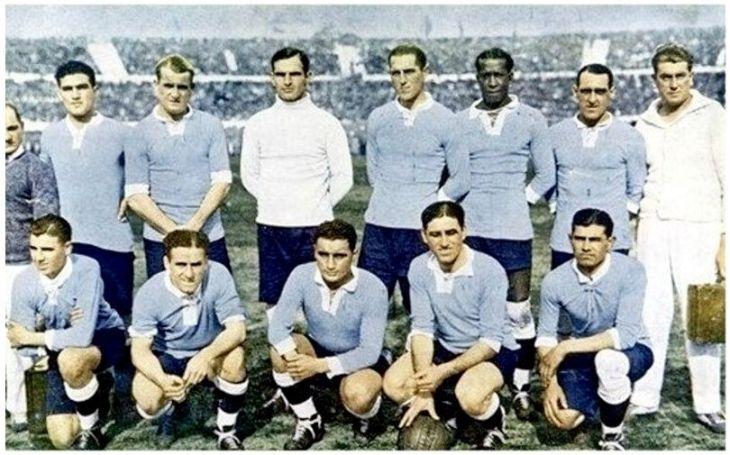 Selección urugyays