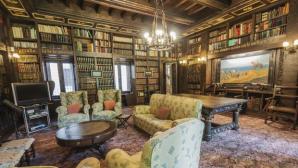 Biblioteca del pazo