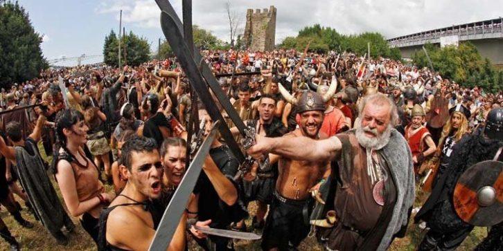 Desembarco Vikingo I