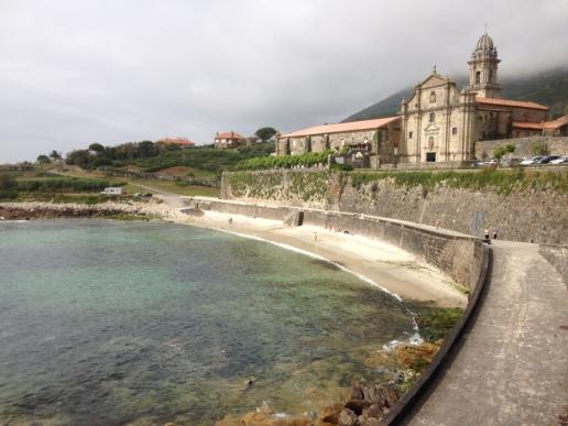 Monasterio Salida.