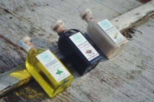 Augardente de Herbas, Licor Café e Crema