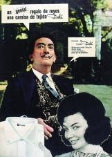 Camisas Dalí