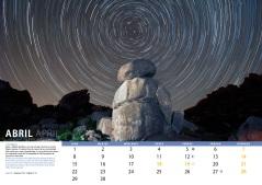Calendario Artístico
