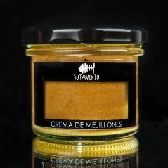 Crema de Mexillón