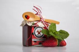 Marmelada de Amorodos, Herba Boa á Pementa Rosa.